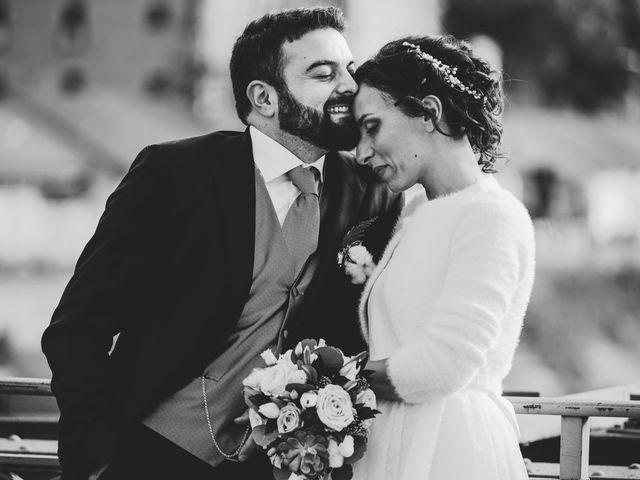 Il matrimonio di Michele e Monica a Roma, Roma 107