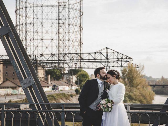 Il matrimonio di Michele e Monica a Roma, Roma 110