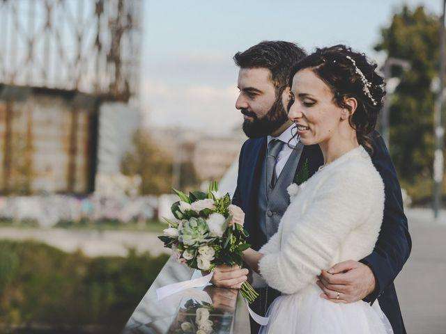Il matrimonio di Michele e Monica a Roma, Roma 123