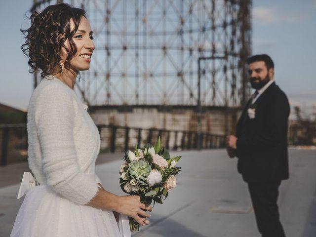 Il matrimonio di Michele e Monica a Roma, Roma 124