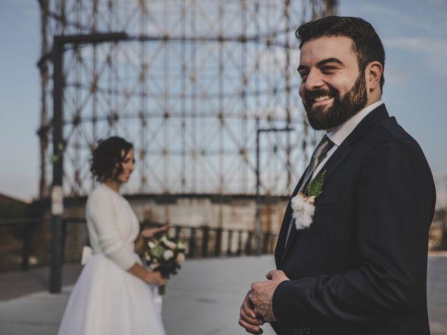 Il matrimonio di Michele e Monica a Roma, Roma 1