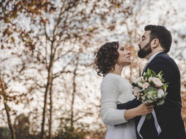 Il matrimonio di Michele e Monica a Roma, Roma 2