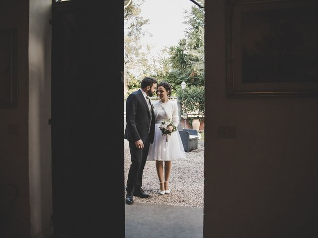 Il matrimonio di Michele e Monica a Roma, Roma 138