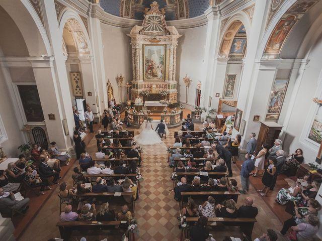 Il matrimonio di Lucia e Tommaso a Macerata, Macerata 40