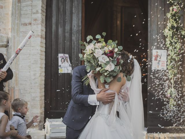 Il matrimonio di Lucia e Tommaso a Macerata, Macerata 53