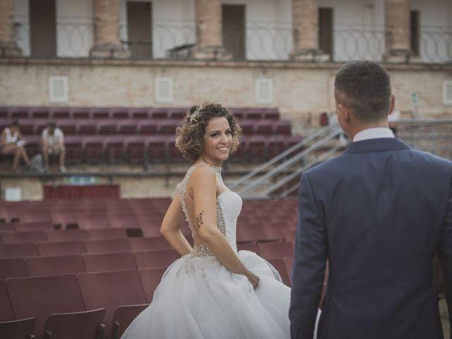 Il matrimonio di Lucia e Tommaso a Macerata, Macerata 57