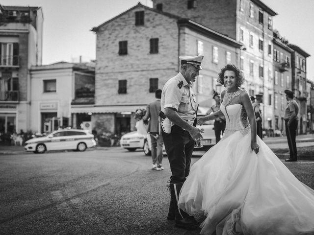 Il matrimonio di Lucia e Tommaso a Macerata, Macerata 65