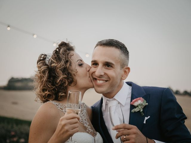 Il matrimonio di Lucia e Tommaso a Macerata, Macerata 72
