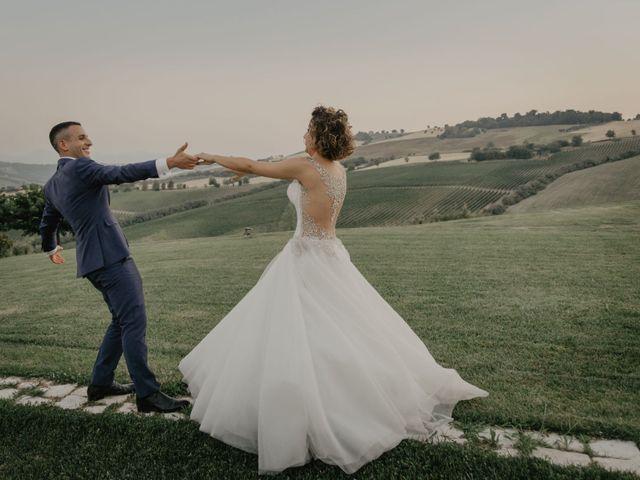 Il matrimonio di Lucia e Tommaso a Macerata, Macerata 69