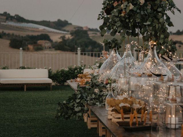 Il matrimonio di Lucia e Tommaso a Macerata, Macerata 76