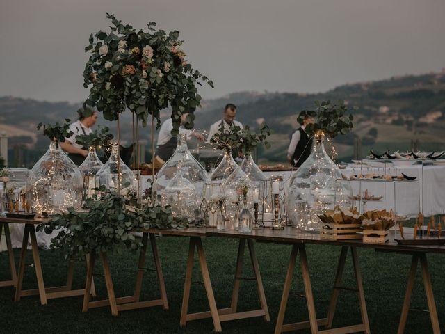Il matrimonio di Lucia e Tommaso a Macerata, Macerata 84