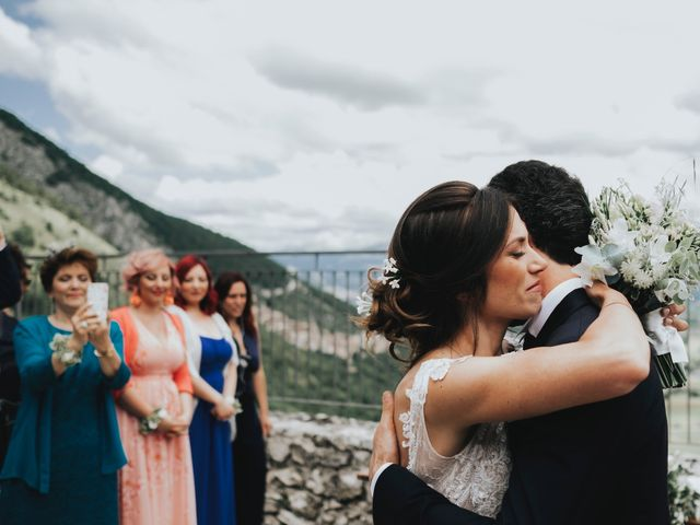 Il matrimonio di Roberto e Valeria a L'Aquila, L'Aquila 19