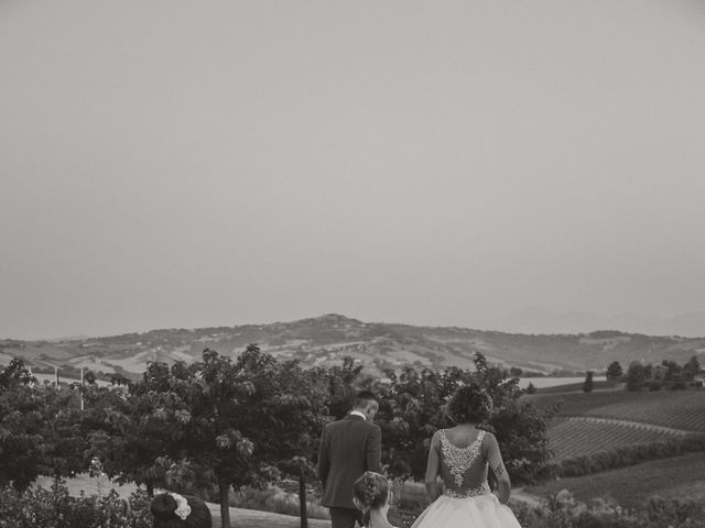 Il matrimonio di Lucia e Tommaso a Macerata, Macerata 80