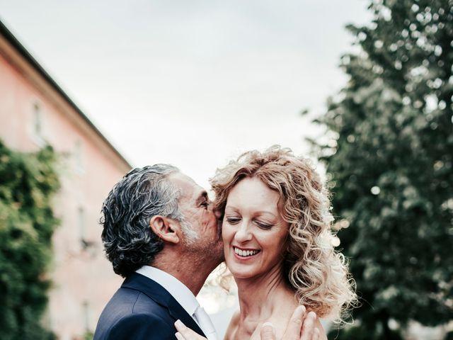Il matrimonio di Giuliano e Lorenza a Torre di Mosto, Venezia 9