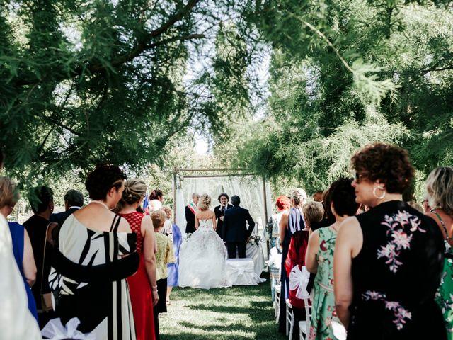 Il matrimonio di Giuliano e Lorenza a Torre di Mosto, Venezia 53