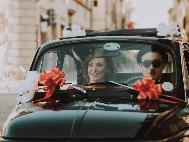 Il matrimonio di Tommaso e Carlotta a San Giovanni Valdarno, Arezzo 42