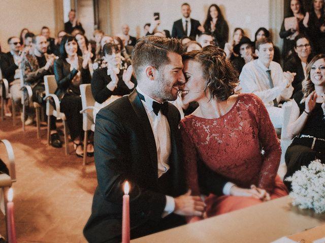 Il matrimonio di Tommaso e Carlotta a San Giovanni Valdarno, Arezzo 46