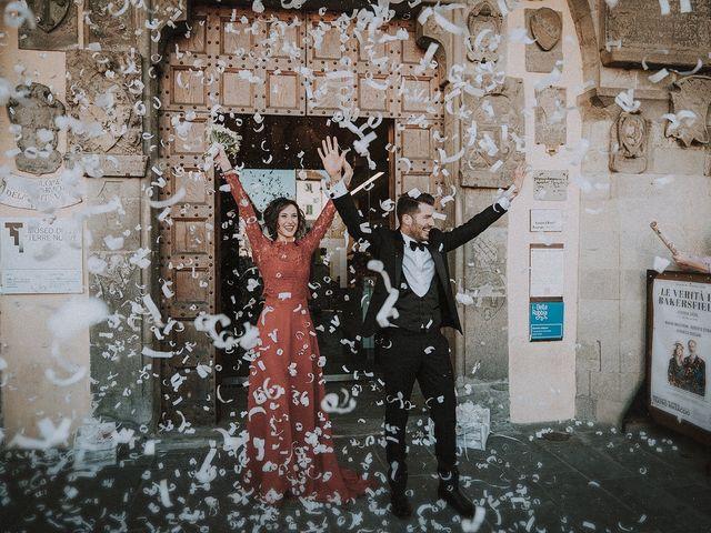 Il matrimonio di Tommaso e Carlotta a San Giovanni Valdarno, Arezzo 50