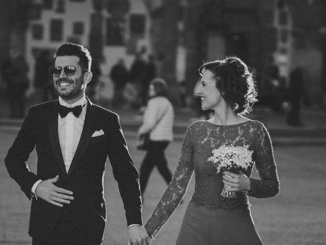 Il matrimonio di Tommaso e Carlotta a San Giovanni Valdarno, Arezzo 55
