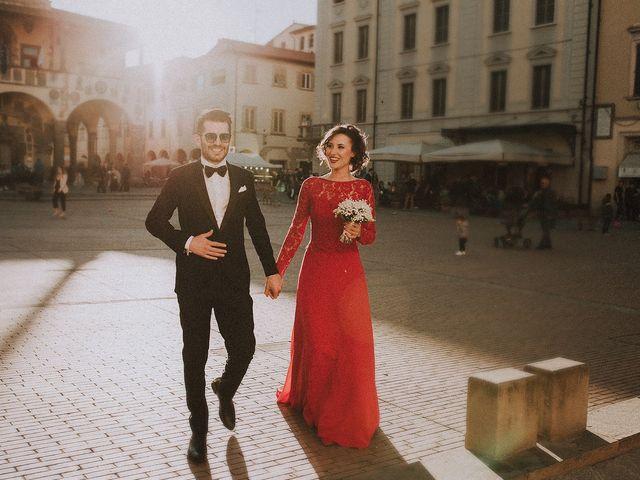 Il matrimonio di Tommaso e Carlotta a San Giovanni Valdarno, Arezzo 56