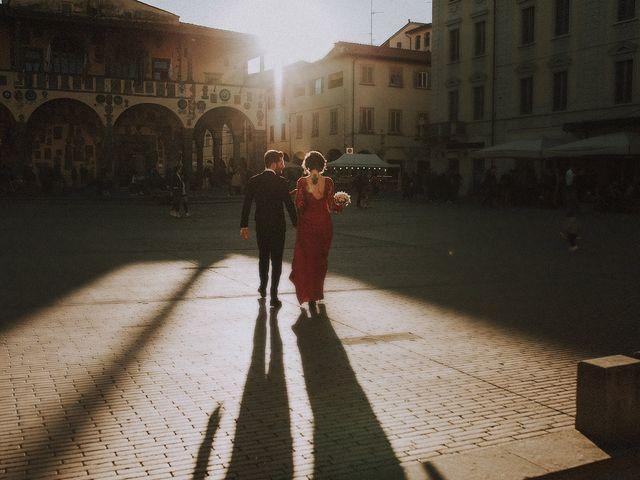 Il matrimonio di Tommaso e Carlotta a San Giovanni Valdarno, Arezzo 57