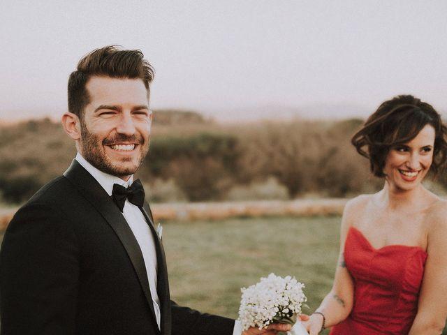 Il matrimonio di Tommaso e Carlotta a San Giovanni Valdarno, Arezzo 63