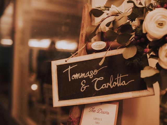 Il matrimonio di Tommaso e Carlotta a San Giovanni Valdarno, Arezzo 83