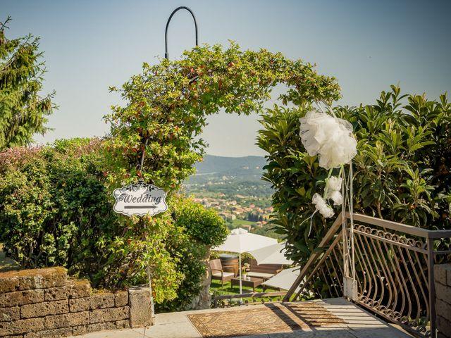 Il matrimonio di Gabriele e Valentina a Costermano, Verona 7