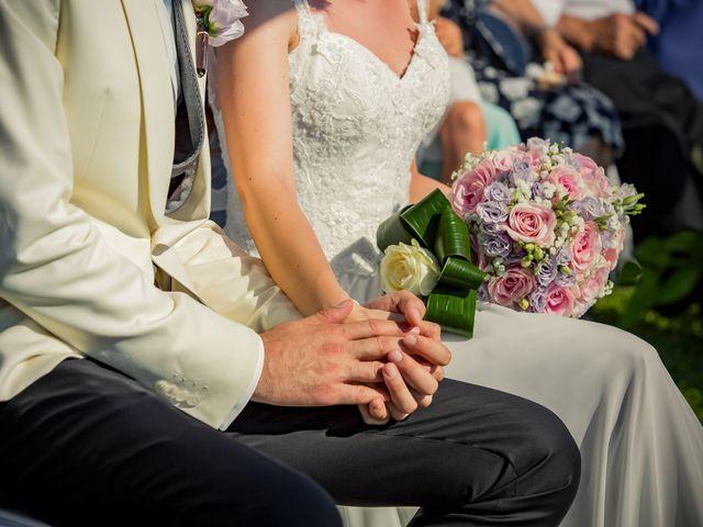 Il matrimonio di Gabriele e Valentina a Costermano, Verona 16