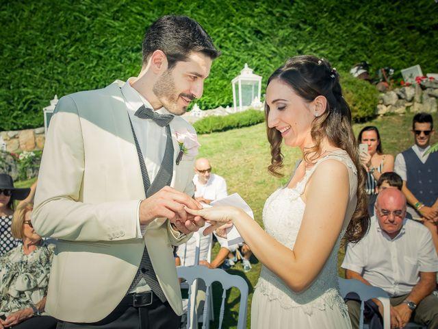 Il matrimonio di Gabriele e Valentina a Costermano, Verona 17