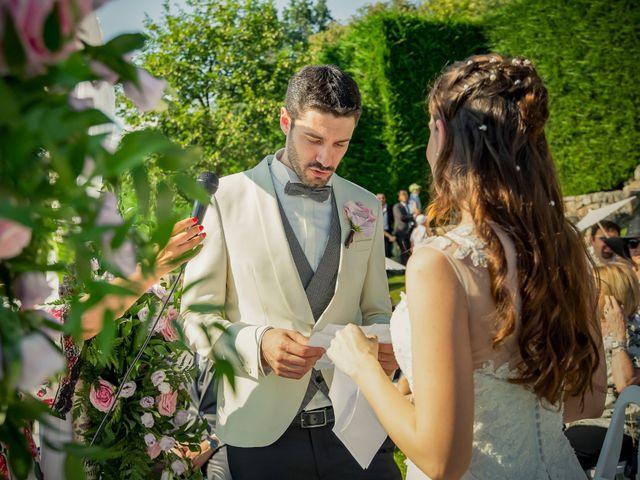 Il matrimonio di Gabriele e Valentina a Costermano, Verona 20