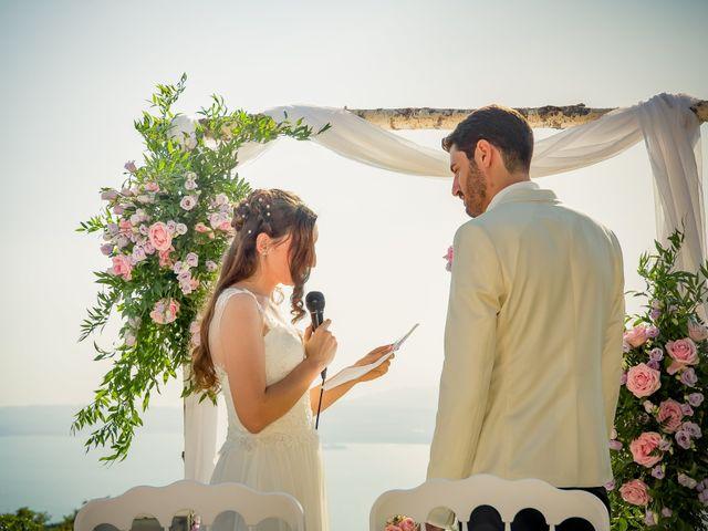 Il matrimonio di Gabriele e Valentina a Costermano, Verona 21