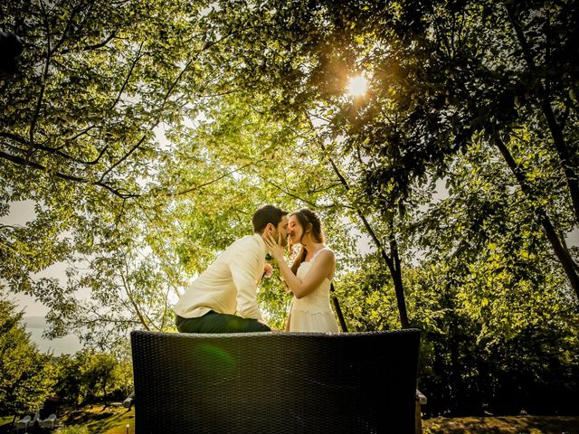 Il matrimonio di Gabriele e Valentina a Costermano, Verona 30