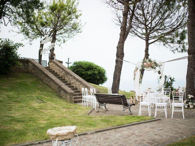 Il matrimonio di Andrea e Corinne a Pesaro, Pesaro - Urbino 20