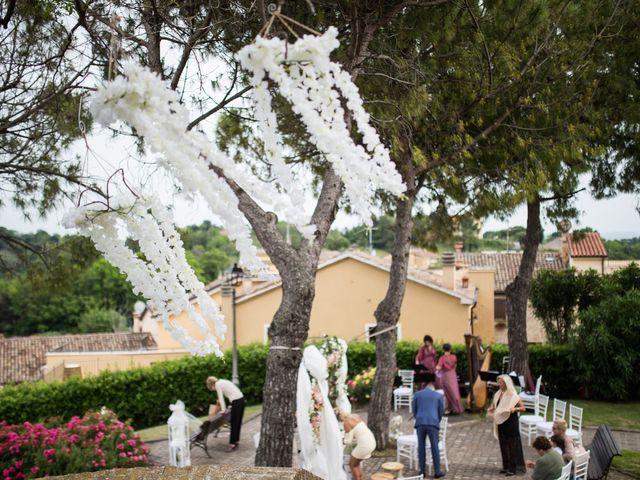 Il matrimonio di Andrea e Corinne a Pesaro, Pesaro - Urbino 21