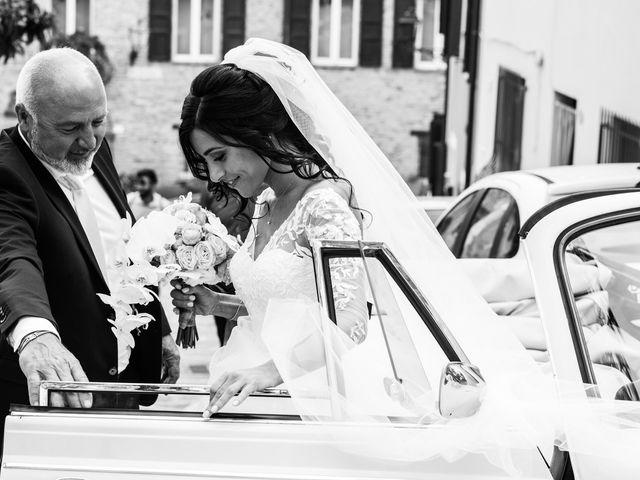 Il matrimonio di Andrea e Corinne a Pesaro, Pesaro - Urbino 24