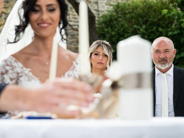 Il matrimonio di Andrea e Corinne a Pesaro, Pesaro - Urbino 27