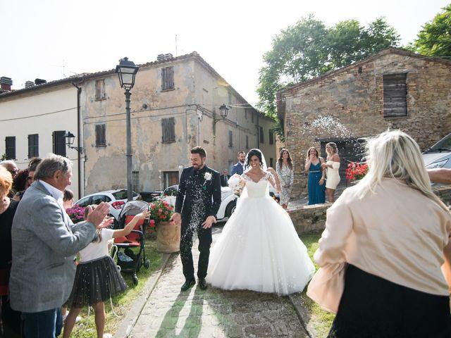 Il matrimonio di Andrea e Corinne a Pesaro, Pesaro - Urbino 32