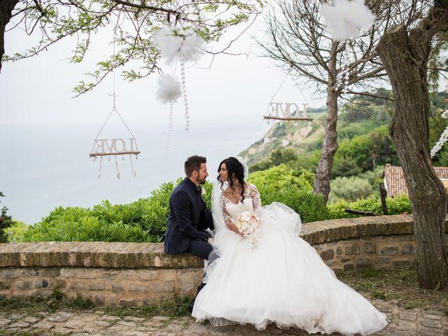 Il matrimonio di Andrea e Corinne a Pesaro, Pesaro - Urbino 39