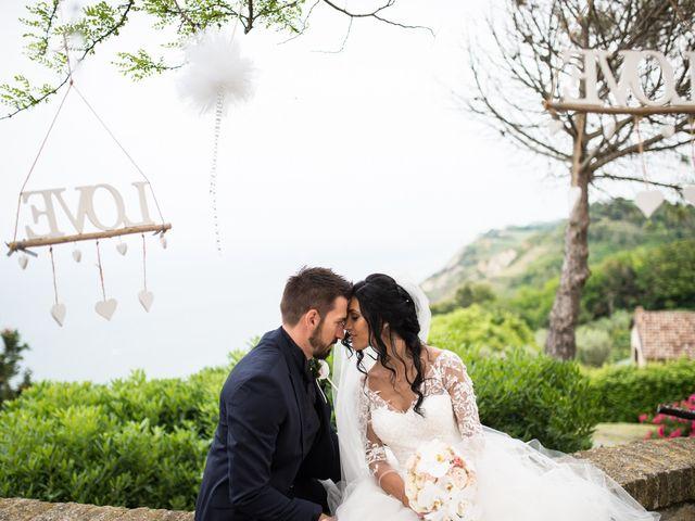 Il matrimonio di Andrea e Corinne a Pesaro, Pesaro - Urbino 40