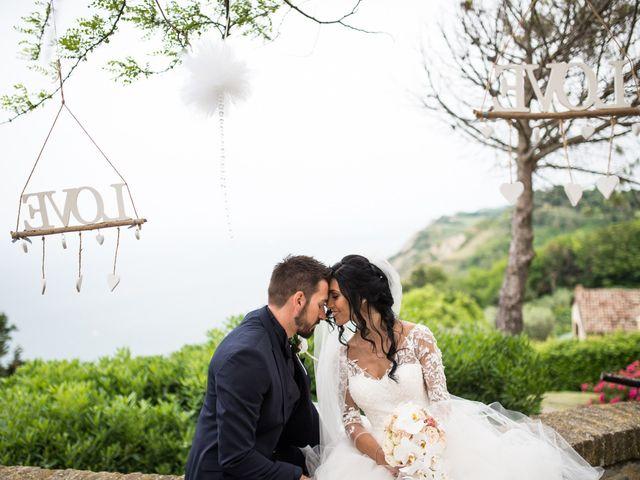 Il matrimonio di Andrea e Corinne a Pesaro, Pesaro - Urbino 41