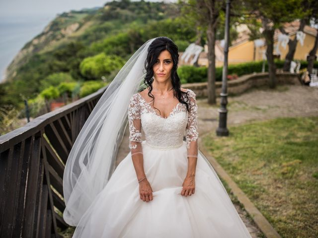 Il matrimonio di Andrea e Corinne a Pesaro, Pesaro - Urbino 43