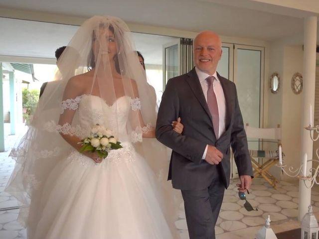 Il matrimonio di Billy Steven e Morena a Pietrasanta, Lucca 32
