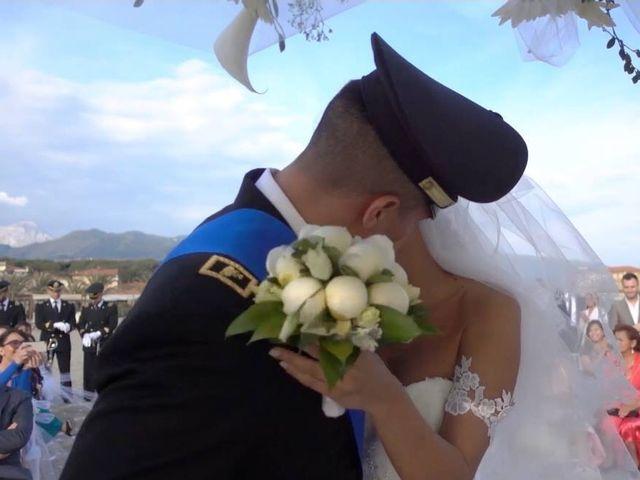 Il matrimonio di Billy Steven e Morena a Pietrasanta, Lucca 64