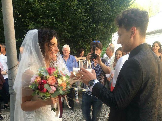 Il matrimonio di Fabio e Ambra a Pieve di Coriano, Mantova 2