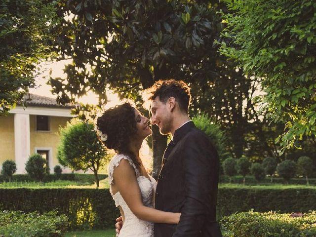 Il matrimonio di Fabio e Ambra a Pieve di Coriano, Mantova 8