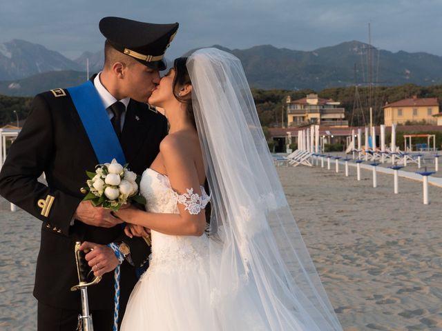 Il matrimonio di Billy Steven e Morena a Pietrasanta, Lucca 110