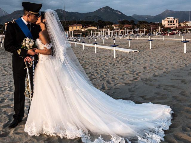 Il matrimonio di Billy Steven e Morena a Pietrasanta, Lucca 111