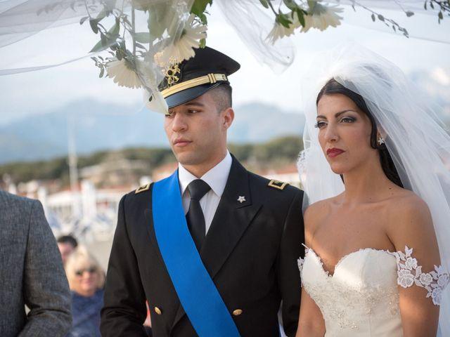 Il matrimonio di Billy Steven e Morena a Pietrasanta, Lucca 124