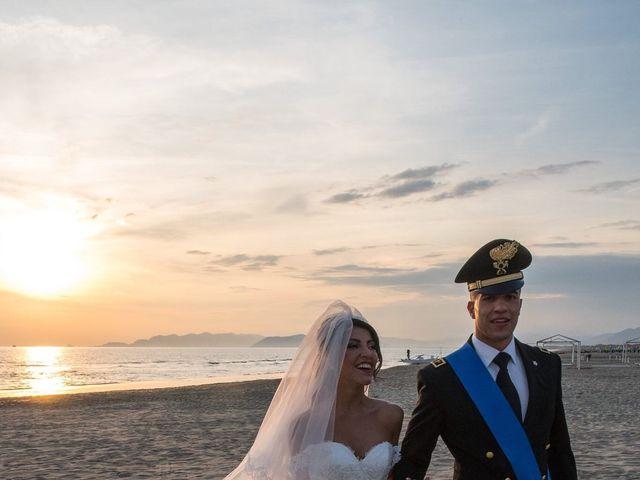 Il matrimonio di Billy Steven e Morena a Pietrasanta, Lucca 127
